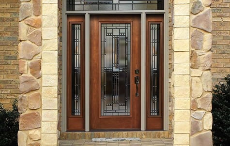 elegant front door & installation temple waco central texas