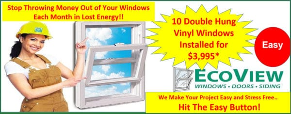 EcoView of Central Texas - Window Installation Offer Temple & Central Texas